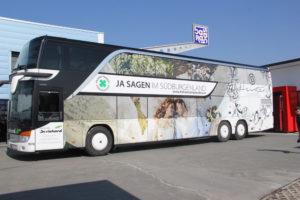 Hochzeitsbus Suedburgenland